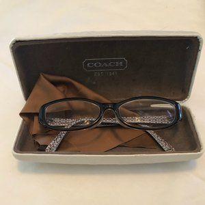 COACH Eyeglasses with COACH Case -  SHEILA